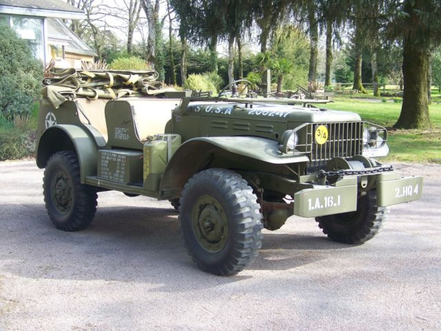 Dodge command car WC57