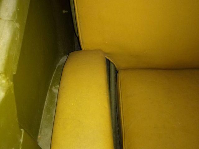 Dodge command car WC57 sièges